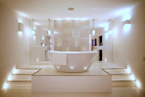 Modern Bathroom and Vanity Lighting Solutio