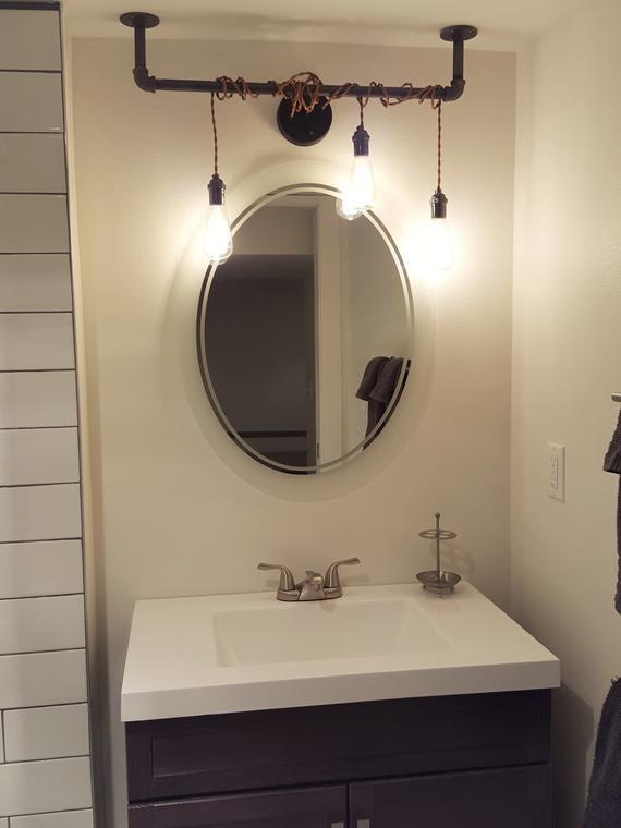 3 Pendant Light Wrap Vanity Light Bathroom Lighting   Et