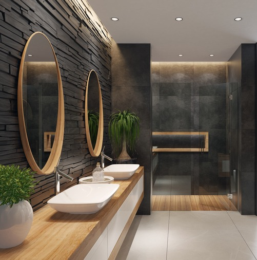 LODGING - Hotel Bathroom Lighting Trends of 20