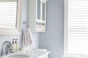 Popular Bathroom Paint Colors | Small bathroom, Upstairs bathrooms .