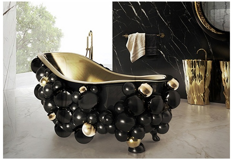Fantastic and Creative Bathroom Sets Ide