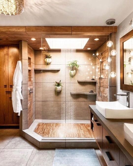 Luxury Bathroom Suites #Luxurymasterbathroomideas | Bathroom .
