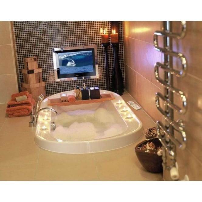 New Tilevision TV 26 Inch Tilevision Bathroom TV - DIY Ho