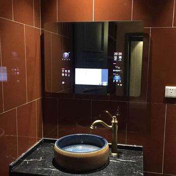 Waterproof Bathroom Tv Mirror With Wifi - Buy Modern Bathroom .