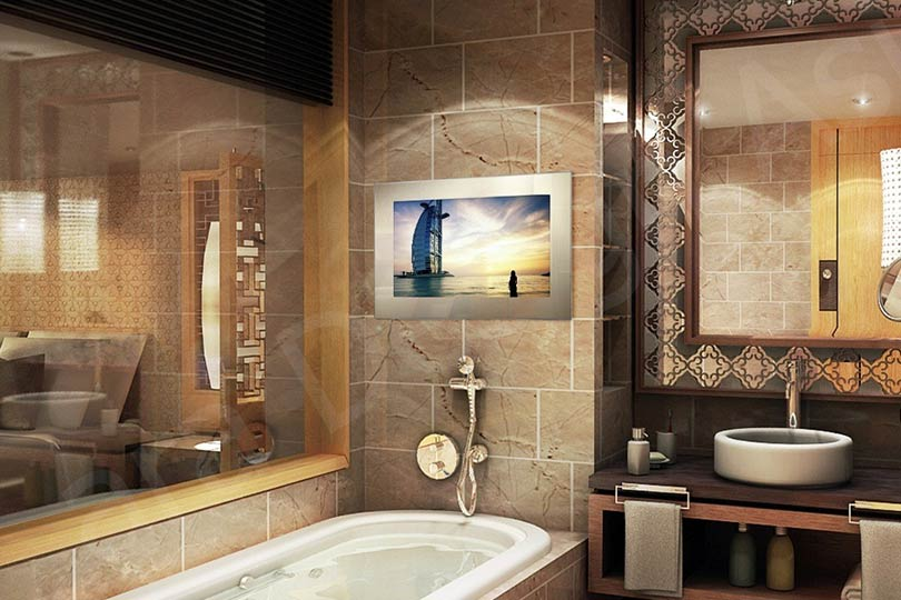 Tech2o Luxury Outdoor, Bathroom & Mirror TVs | For homes of .