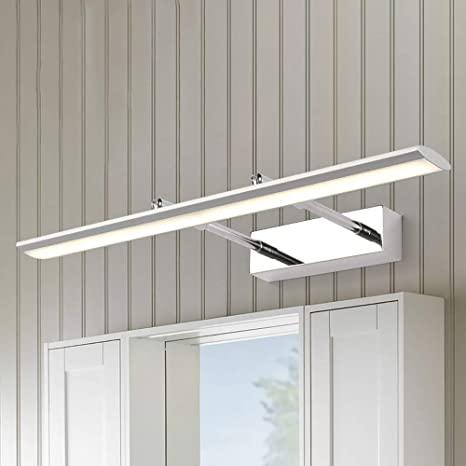 Adjustable Wall Light LITFAD Modern Bathroom Vanity Light with .