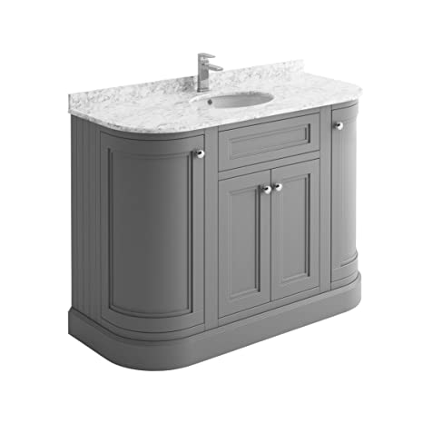 The Bath People Rowan Vanity Unit - Storage Cabinets - Bathroom .