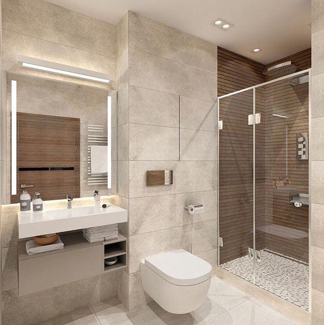 √ 60+ Design Minimalist Bathroom Model & Simple 2019   Small .