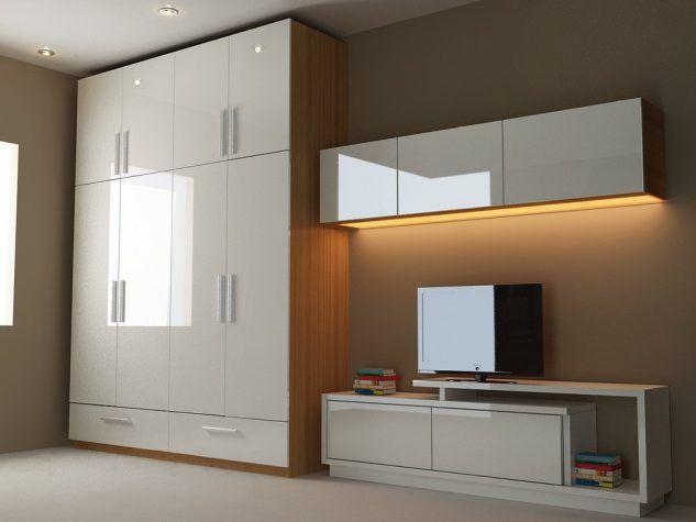 Some Nice Ideas About Bedroom Cupboards Design | Wardrobe design .
