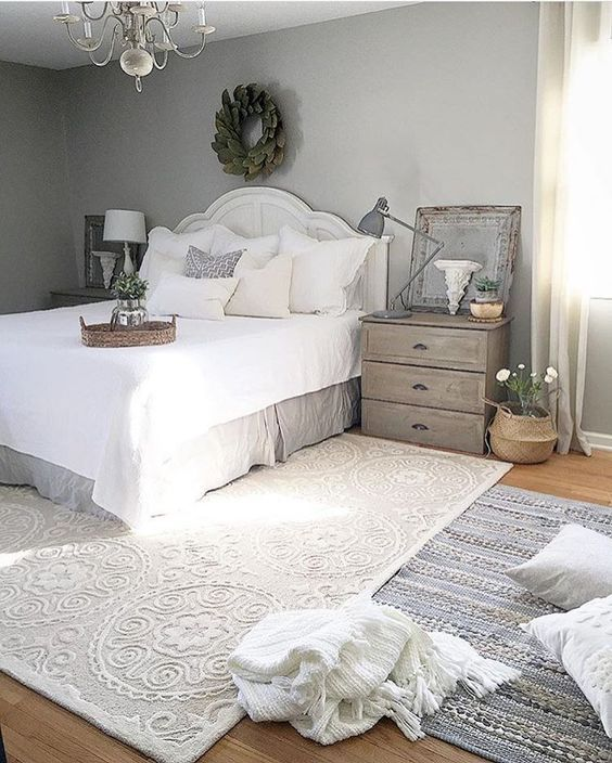 21 Rustic Farmhouse Bedroom Decor Inspiration Ideas | Home decor .