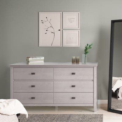 Buy Grey Dressers & Chests - Clearance & Liquidation Online at .