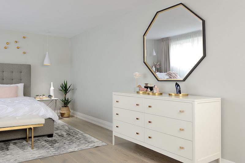 Master bedroom dresser * Decor by Christi