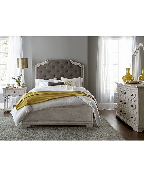 Furniture Closeout! Hadley Bedroom Furniture Collection, Created .