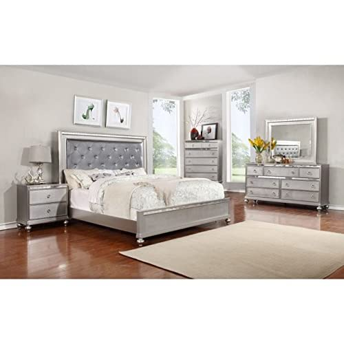 Mirrored Bedroom Furniture Set: Amazon.c
