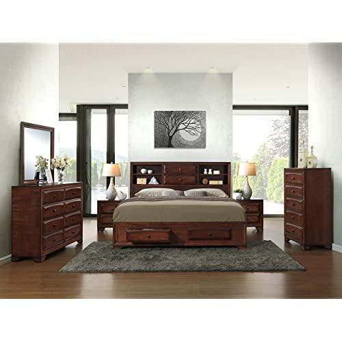 King Size Bedroom Sets Furniture: Amazon.c