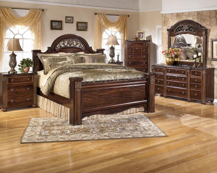 Ashley Gabriela Bedroom Set by Bedroom Furniture Discoun