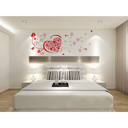 Horizontal Multicolor Modern Bedroom Wallpaper, Rs 155 /square .