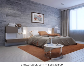 Bedroom Wallpaper Ideas Images, Stock Photos & Vectors | Shuttersto