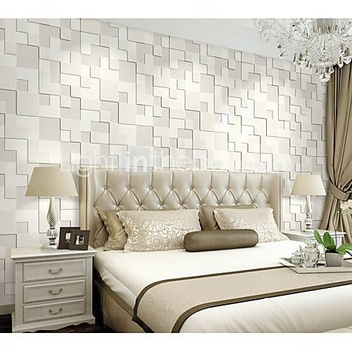 Non-Woven Plain Bedroom Wallpaper, Rs 3000 /roll, Saifee Home .