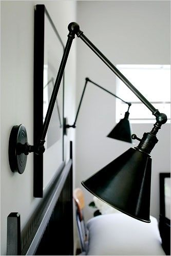 Wall Mounted Bedside Lamps - Foter | Wall mounted bedside lamp .