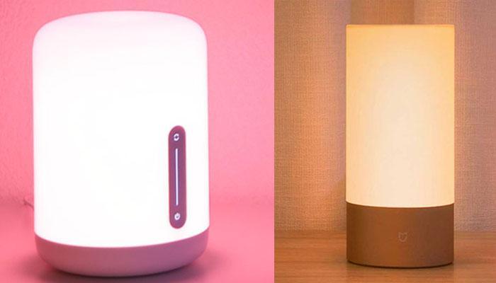 Xiaomi Mijia bedside lamp 2 vs. Xiaomi Mijia bedside lamp 1: add .