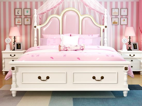 China Best Selling Economical Wooden Child Bed (OWKB-002) - China .