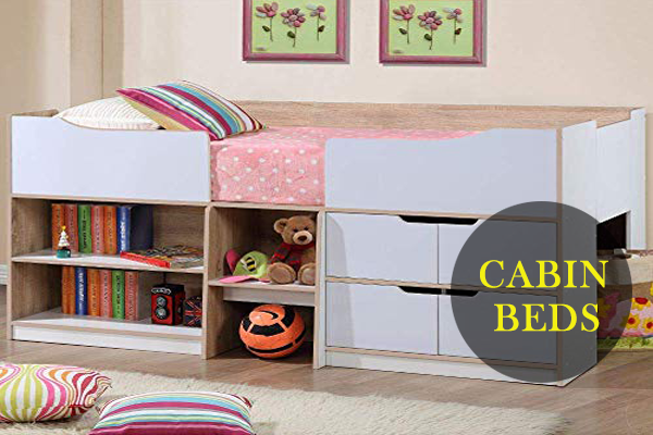 Best Cabin Beds For Children With Guide, Types & Reviews .