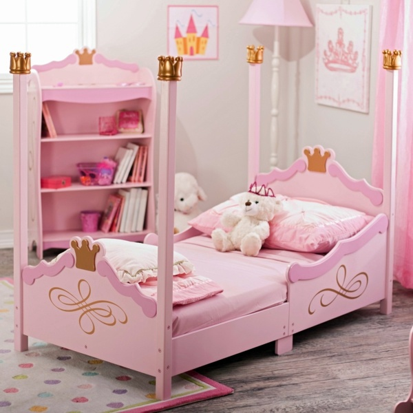 Top 10 of the best children's beds for the modern nursery .