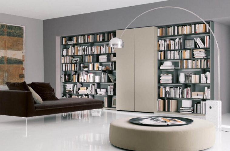 Home Library Design Ideas - Best Designs for Home Decor - The .