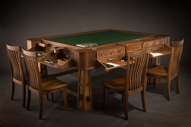 Gaming tables good enough to dream abo