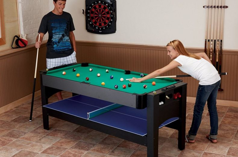 The Ultimate 3 Best Combination Game Tables Review