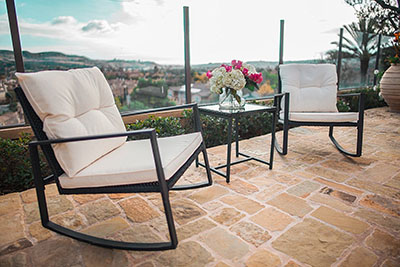 7 Best Outdoor Bistro Sets - European Elegance and Style .