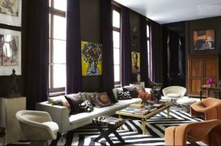 Elle Decor: 5 Best Rooms with Decorative Rugs in September 20