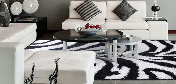 Rug Critic – Best Black and White Rugs to Enhance Your Dec