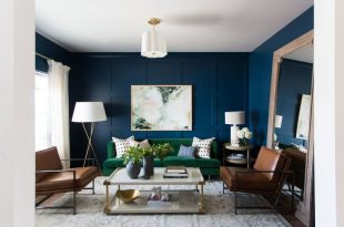 Beautiful Blue Living Room Ide