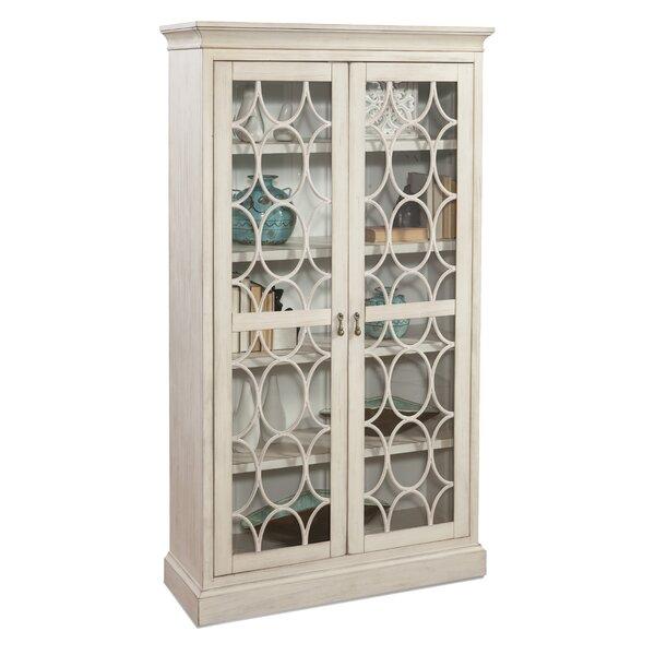Bookshelf With Glass Doors | Wayfa