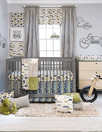 Top 10 Crib Comforter Sets For Baby Boy Reviews • VBestRevie
