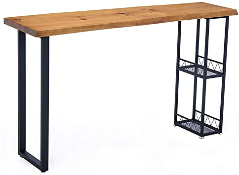 Amazon.com: Oureong Bar Table Counter Height Dining Table Kitchen .
