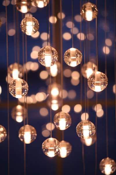 Glowing Bubble Lights: Omer Arbel Office Creates Elegant Hanging .