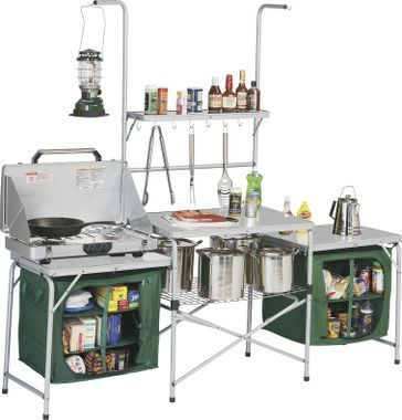 Cabela's: Cabela's Deluxe Camper's Kitchen Our next purchase for .