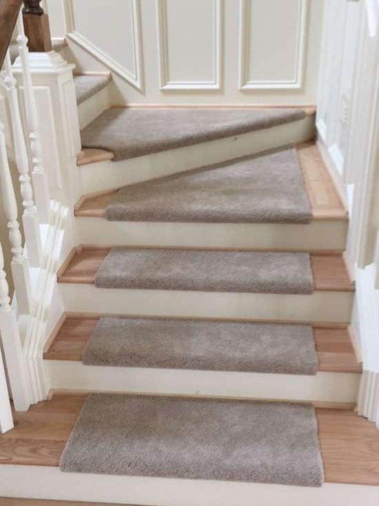 Carpet Custom Stair Treads : The Floor Sto