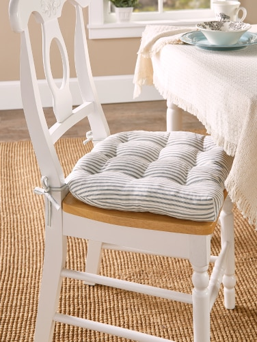 Padded Chair Cushions | Foam Chair Pads with Ti