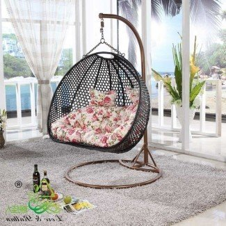 50+ Hanging Chair For Bedroom You'll Love in 2020 - Visual Hu