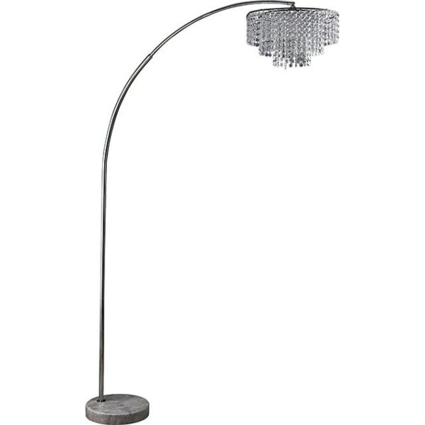Julie Chandelier Floor Lamp - Paradise Furniture Sto