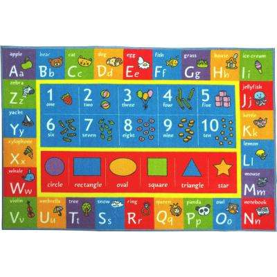 Multi-Colored - Kids Rugs - Rugs - The Home Dep