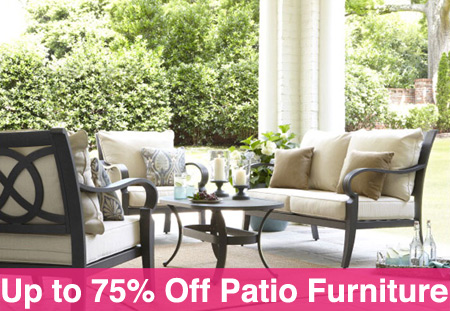 HOT* Up to 75% Off Lowe's Outdoor Furniture Clearan