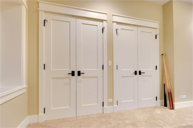Closet Doors | The 12 Best Styles For Your Home | Décor A