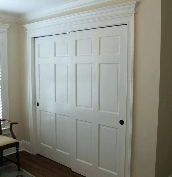 8 foot closet door 8 ft closet door best bedroom closet doors .