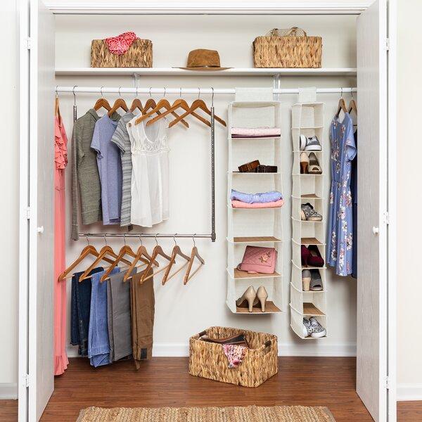 Dotted Line Erin Customizable Closet Organization Essentials Kit .