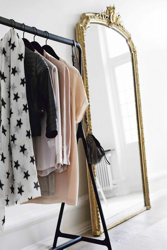Open Sesame: Why You Should Embrace the Open Clothing Storage Tre